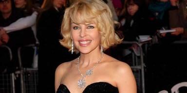 Hat Kylie Minogue heimlich geheiratet?