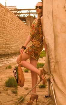 8 Hippie Ethno Style Mode