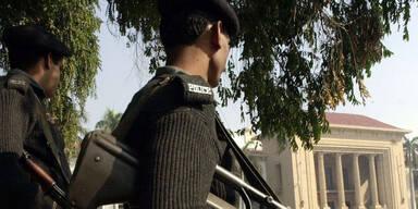 Polizei Pakistan