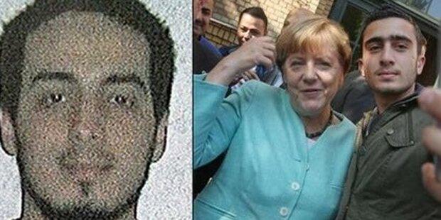 Hetzer verbinden Merkel mit Brüssel-Attentäter