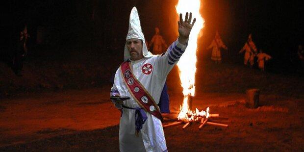 Rätsel um Mord an Ku-Klux-Klan-Boss gelöst