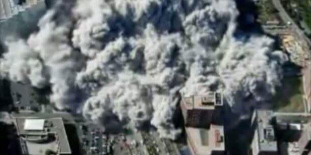Neues Schock-Video vom Einsturz des WTC
