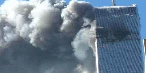 Geheime 9/11-Videos aufgetaucht