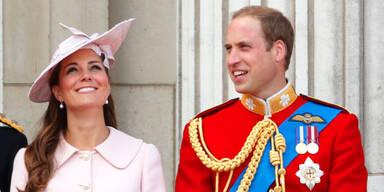 Kate & William: Wissen die Briten den Namen?