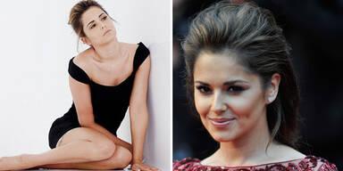 Cheryl Cole: wunderschön ohne Make-up