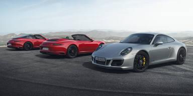 """Das ist der """"neue"""" Porsche 911 GTS"""