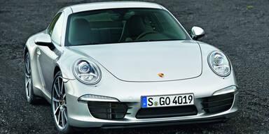 Porsche ruft 60 brandneue 911er zurück