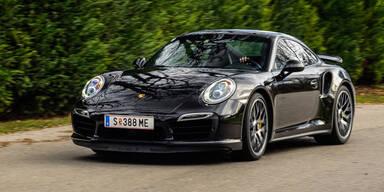 Der Porsche 911 Turbo S im Test