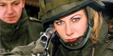 Wie werde ich Soldatin?