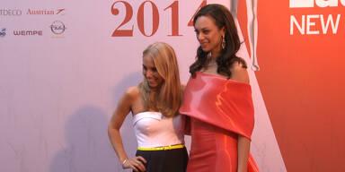 Society TV Spezial: Lilly Becker & Larissa beim Leading Ladies Award 2014