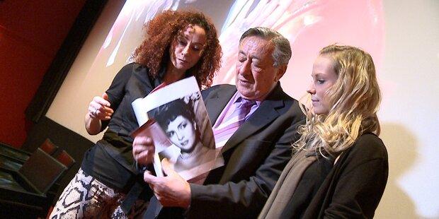 Lugner bringt Film-Diva Gina Lollobrigida