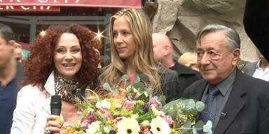 """Mira Sorvino: """"Schwer begeistert von Wien"""""""