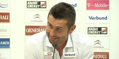 Nenad Bjelica ist der neue Austria-Coach