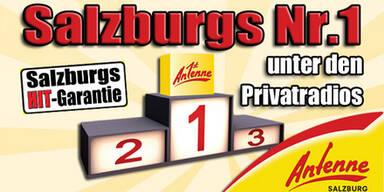 Antenne Salzburg Radiotest