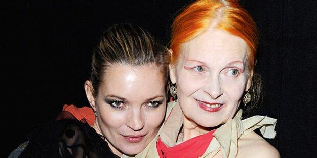 Kate Moss nackt in Wien?