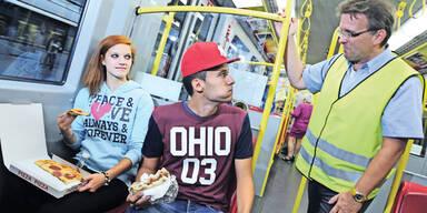 Essensbann in der U-Bahn: Diese Speisen sind verboten