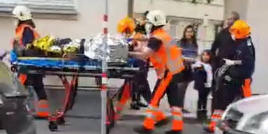 Mehrere Verletzte bei Brand in Wiener Wohnung