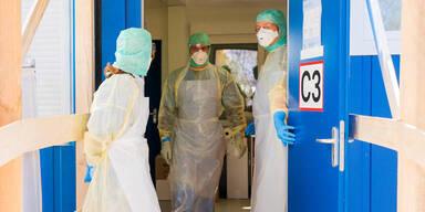 Corona Neuinfektionen in Oesterreich brechen alten Rekord