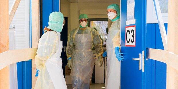 AGES warnt vor 4.000 Infektionen am Tag