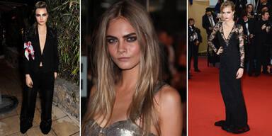 Will Cara Delevingne nicht mehr modeln?