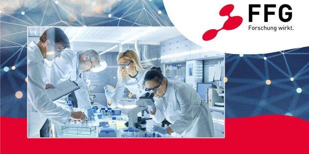 FFG fördert Forschung und Digitalisierung