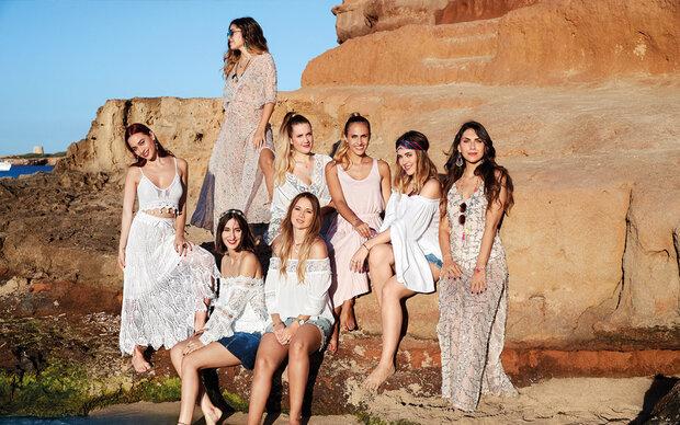 Bijou Brigitte lud Blogger nach Ibiza