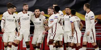 AS Rom zittert sich zu Sieg bei Ajax - Gunners nur Remis