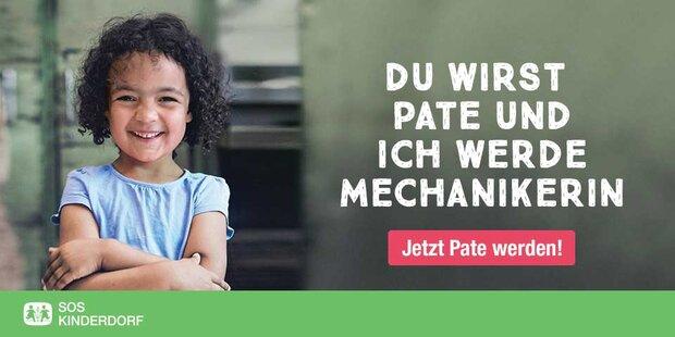 Anzeige SOS Kinderdorf