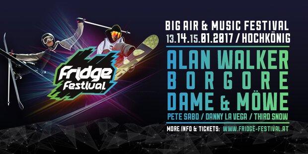 Anzeige Fridge Festival