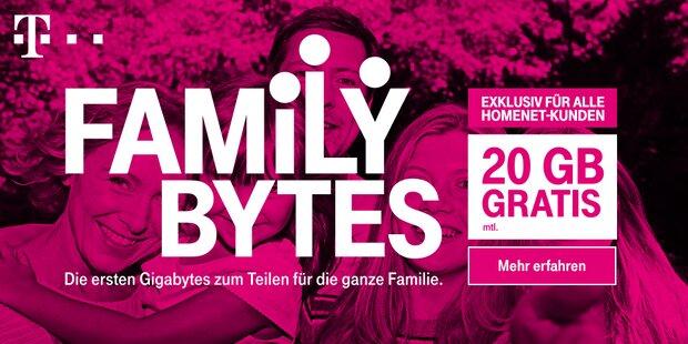 Anzeige T-Mobile