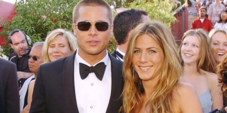 """Aniston über Pitt: """"Nix Falsches getan"""""""