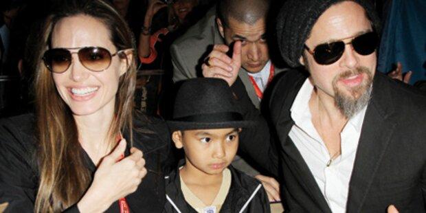 Maddox hält Mama Jolie für Dummerchen