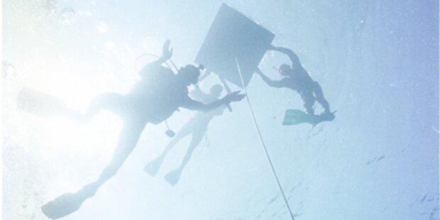 Weltrekord unter Eis am Weissensee