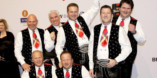 Kastelruther Spatzen feiern Spatzenfest