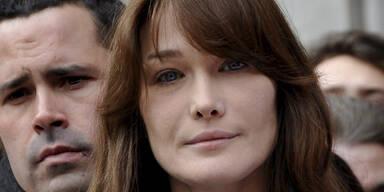 Frankreichs First Lady