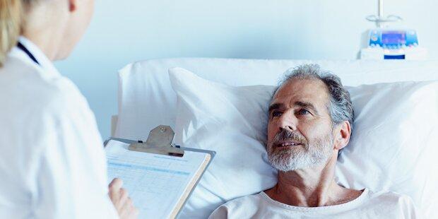 Grippeviren: Besuchsverbot in Spital in Oberwart