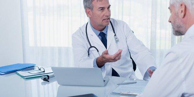 Die Ärzte streiken