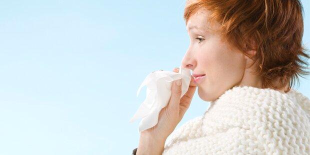 So werden Sie die Erkältung los – über Nacht
