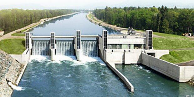 Messe für Wasserkraft