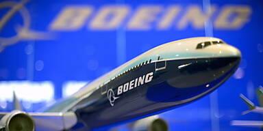 Franz Müllner zieht Boeing 777