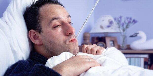 Grippe: 2.000 Tote erwartet