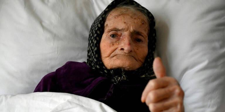 99-jährige Kroatin besiegte Coronavirus