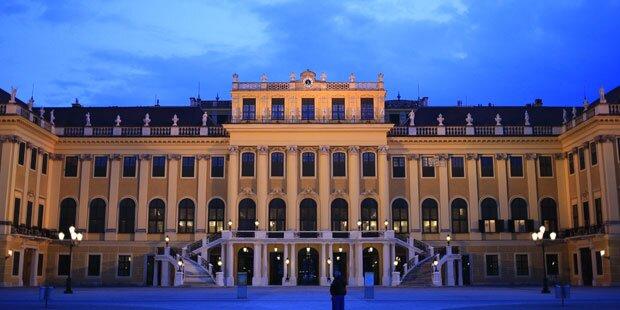 Festwochen-Eröffnung in Schönbrunn