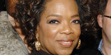 Oprah: 120 Kilo aus Kummer