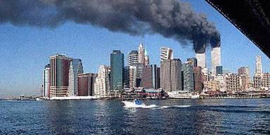 9/11 WTC panorama