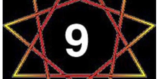 Was die Zahl 9 bedeutet