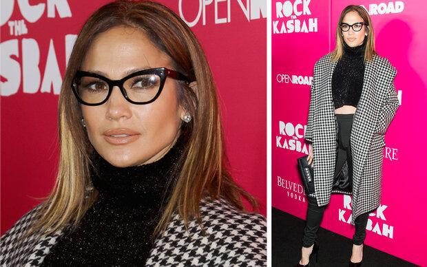J.Lo's smarter Sixties-Look