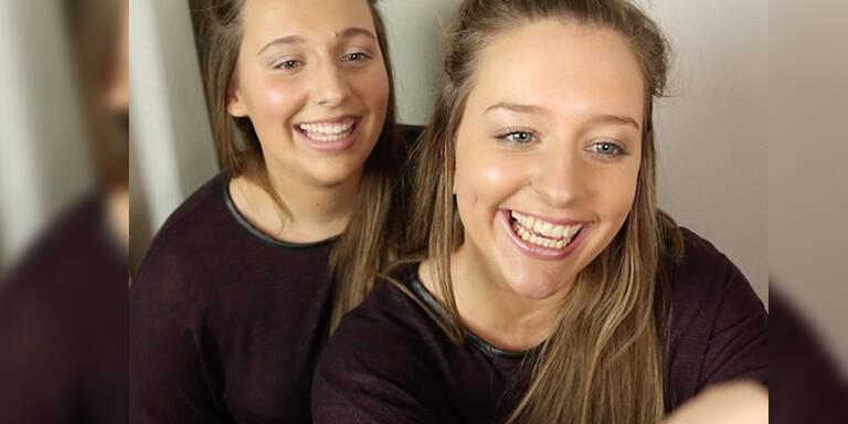 Diese Zwillinge sind nicht miteinander verwandt