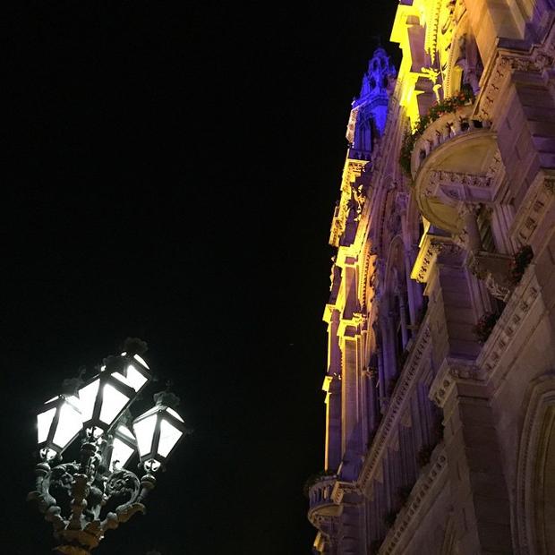 Kelly Osbourne postet aus Wien