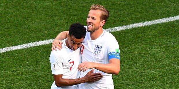 England knallt sich mit 6:1 zum Aufstieg
